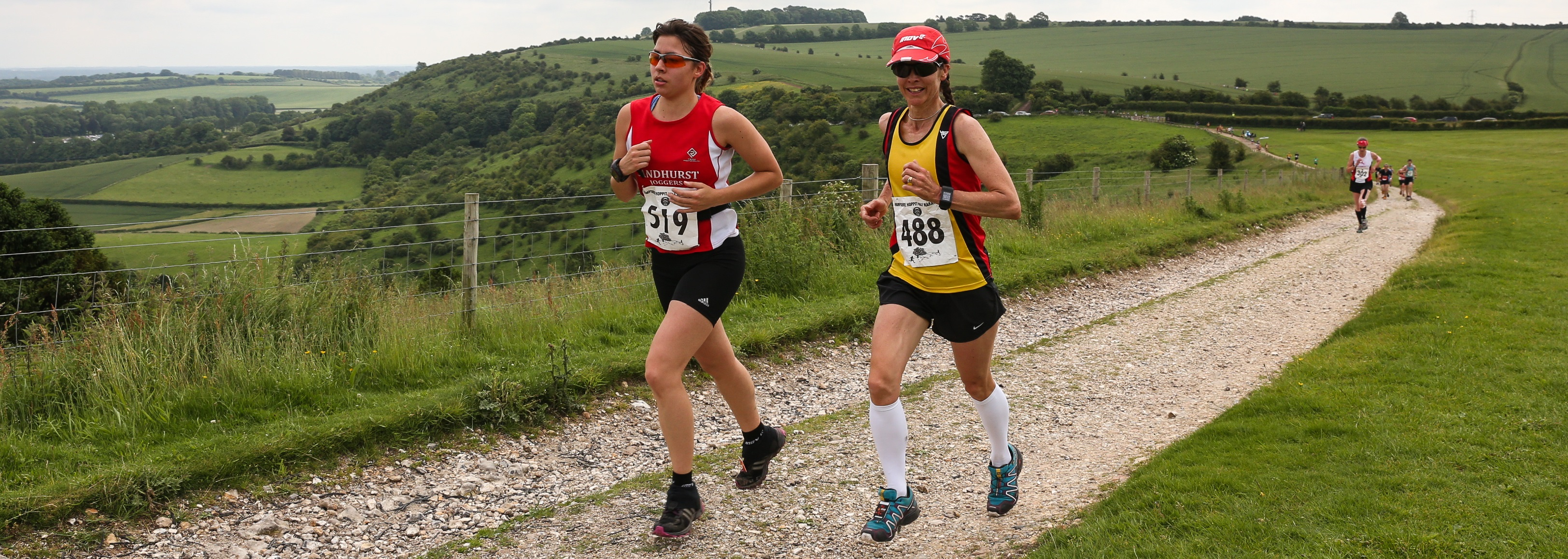 The Hampshire Hoppit – Trail Marathon and Half Marathon
