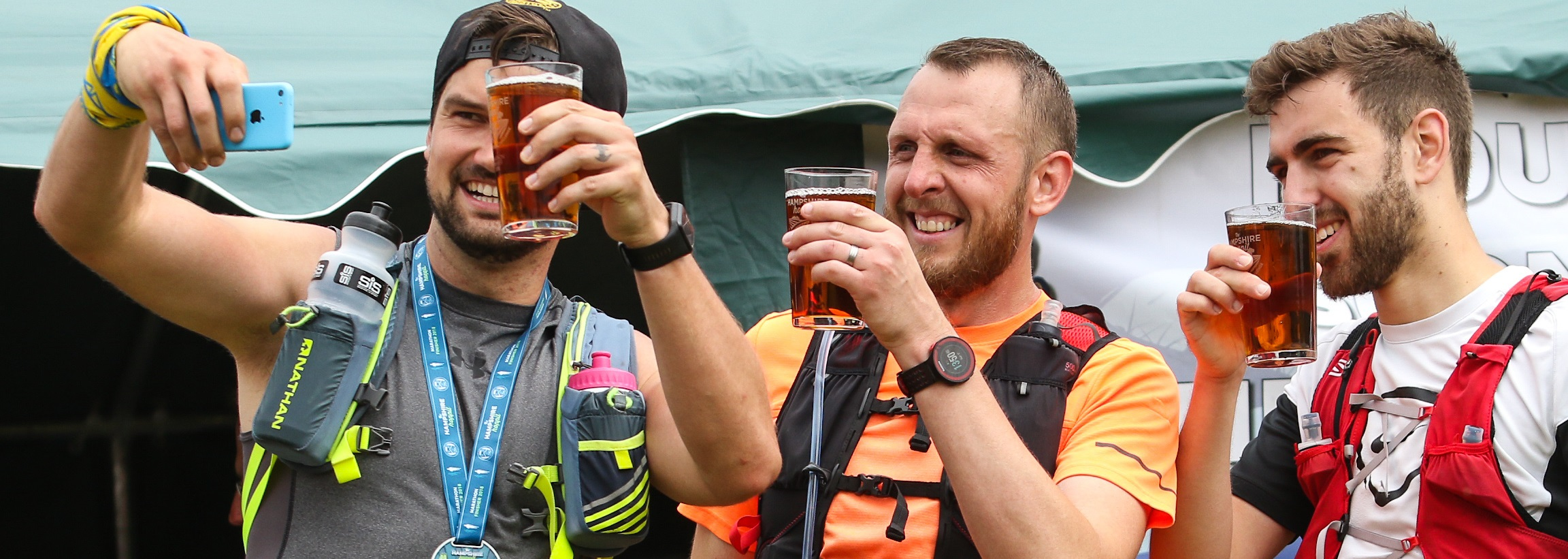 Free Beer For Race Entrants